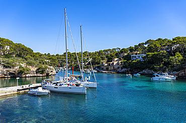 Cove of Cala Figuera, Mallorca, Spain - 1184-5785