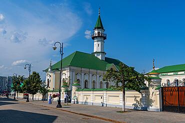 Old Tartastan quarter, Unesco site, Kazan, Republic of Tartastan, Russia