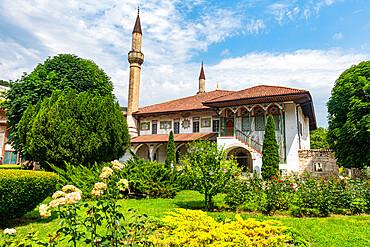 Khan's Palace, Bakhchysarai, Crimea, Russia