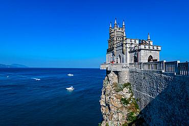 Swallow's Nest, Yalta, Crimea, Russia