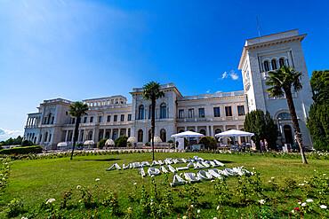 Livadia Palace, Yalta, Crimea, Russia