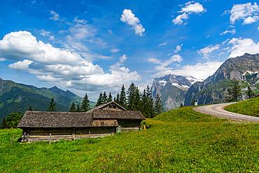 Eiger mountain, Grindelwald, Switzerland