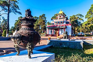 Chita Buddhist Temple, Chita, Zabaykalsky Krai, Russia