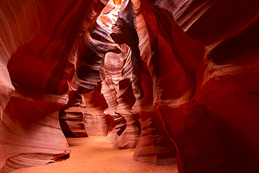 Antelope Canyon, Navajo Tribal Park, Page, Arizona, United States of America, North America