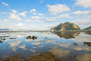 Bacuit Bay, El Nido, Palawan, Mimaropa, Philippines, Southeast Asia, Asia