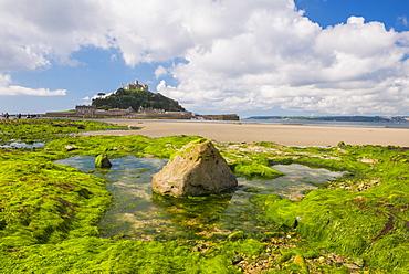 St. Michael's Mount, Marazion, Cornwall, England, United Kingdom, Europe