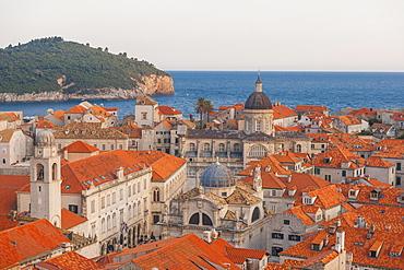 Rooftops, Dubrovnik, Croatia, Europe
