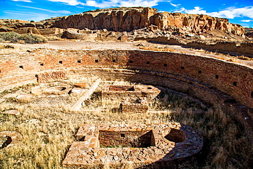 Pecos National Historical Park, New Mexico, United States of America, North America - 1196-354