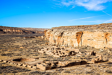 Pecos National Historical Park, New Mexico, United States of America, North America - 1196-356