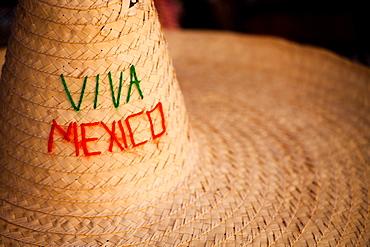 Mexican hat, Mexico, North America