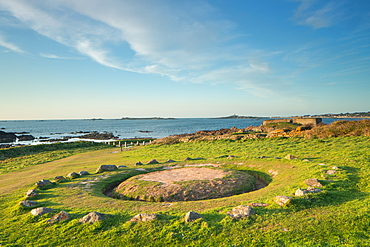 The Fairy Ring, Guernsey, Channel Islands, United Kingdom, Europe