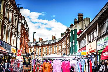 Brixton Market, London, England, United Kingdom, Europe