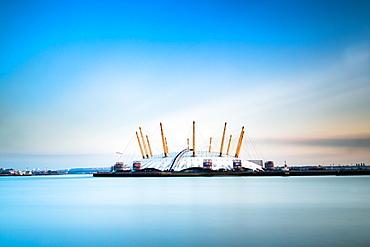 The Millennium Dome (O2 Arena), Greenwich, London, England, United Kingdom, Europe