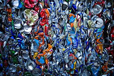 Recycling, Hong Kong, China, Asia