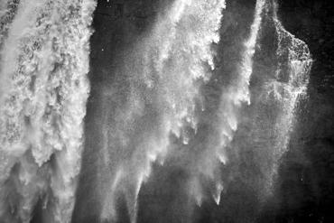 Fossa Waterfall, Streymoy Island, Faroe Islands, Denmark, Atlantic, Europe