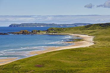 White Park Bay, near Giant's Causeway, County Antrim, Ulster, Northern Ireland, United Kingdom, Europe