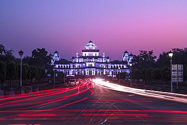 Albert Hall Museum, Jaipur, Rajasthan, India, Asia