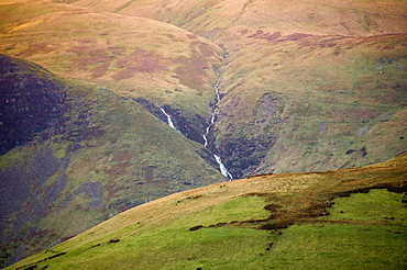 Cautley Spout, Yorkshire Dales National Park, Yorkshire, England, United Kingdom, Europe