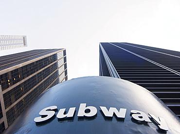 New York Subway, New York, United States of America, North America