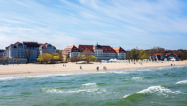 Sopot Beach, Poland, Europe