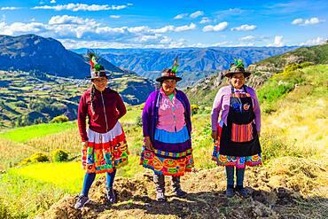 Artisans of Ayacucho, Peru, South America