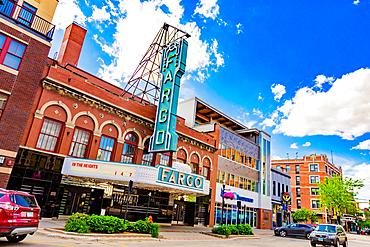 Fargo theater.