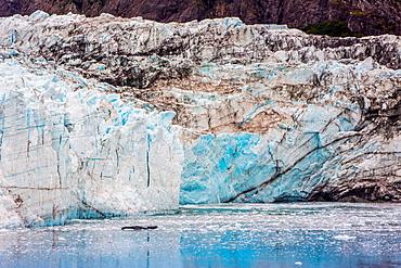Glacier Bay National Park, viewed from Princess Star Cruise Ship, Alaska, United States of America, North America