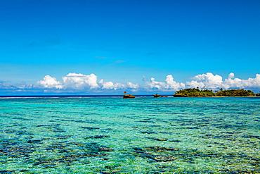Scenery in Savu Savu, Fiji, South Pacific, Pacific