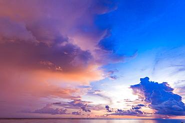 Beautiful scenery, Rangali Island, Maldives, Indian Ocean, Asia