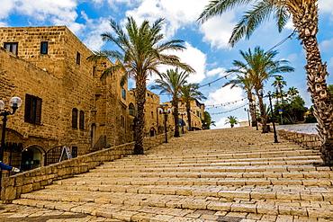 Scenic in Tel Aviv, Israel, Middle East
