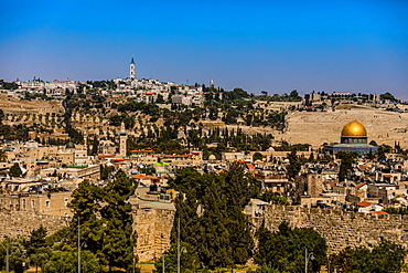 City, Jerusalem, Israel, Middle East