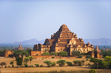 One of the many temples at Bagan (Pagan), Myanmar (Burma), Asia
