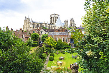 York Minster, York, North Yorkshire, England, United Kingdom, Europe - 1226-1023