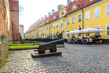 Jacob's Barracks, Old Town, UNESCO World Heritage Site, Riga, Latvia, Europe