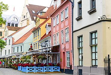 Livu Square, Riga, Latvia, Europe