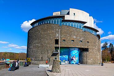 Loch Lomond Sea Life Aquarium, Balloch, West Dumbartonshire, Scotland, United Kingdom, Europe