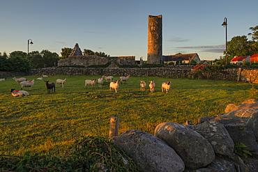 Aghagower, County Mayo, Connacht, Republic of Ireland, Europe