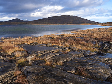Mullagh More, The Burren, County Clare, Munster, Republic of Ireland, Europe
