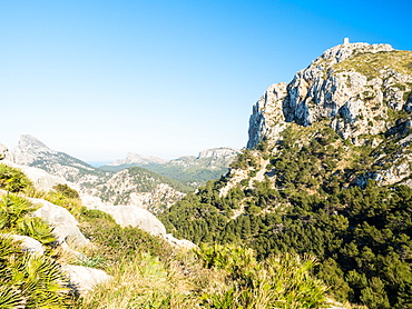 Cap de Formentor, Mallorca, Balearic Islands, Spain, Europe