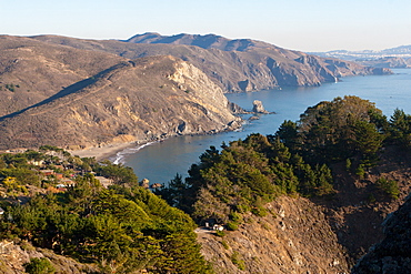 Marin Headlands, California, United States of America, North America