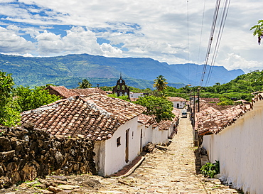 Guane, Santander Department, Colombia, South America