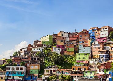 Comuna 13, Medellin, Antioquia Department, Colombia, South America