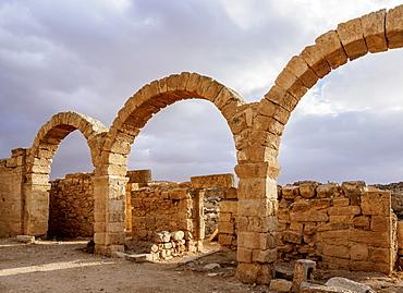 Umm ar-Rasas Ruins, UNESCO World Heritage Site, Amman Governorate, Jordan, Middle East