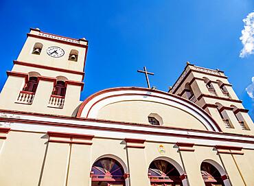 Nuestra Senora de la Asuncion Cathedral, Baracoa, Guantanamo Province, Cuba, West Indies, Caribbean, Central America
