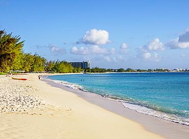 Seven Mile Beach, West Bay, Grand Cayman, Cayman Islands, Caribbean, Central America