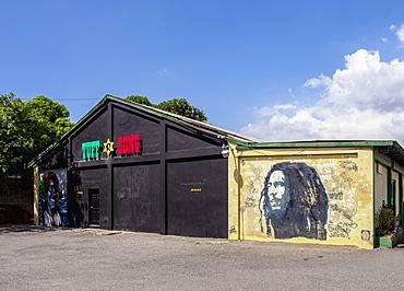 Tuff Gong Recording Studios, Kingston, Saint Andrew Parish, Jamaica, West Indies, Caribbean, Central America
