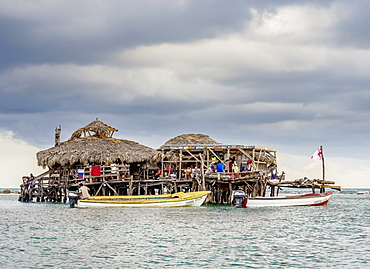Floyd's Pelican Bar, Saint Elizabeth Parish, Jamaica, West Indies, Caribbean, Central America