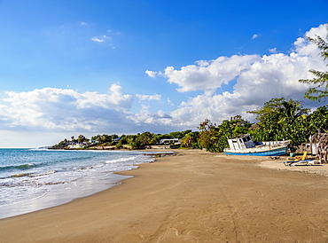 Calabash Beach, Treasure Beach, Saint Elizabeth Parish, Jamaica, West Indies, Caribbean, Central America