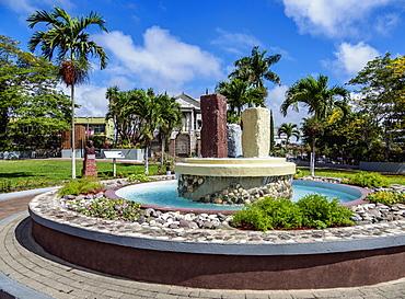 Cecil Charlton Park, Mandeville, Manchester Parish, Jamaica, West Indies, Caribbean, Central America