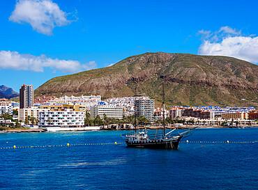 Los Cristianos, Tenerife, Canary Islands, Spain